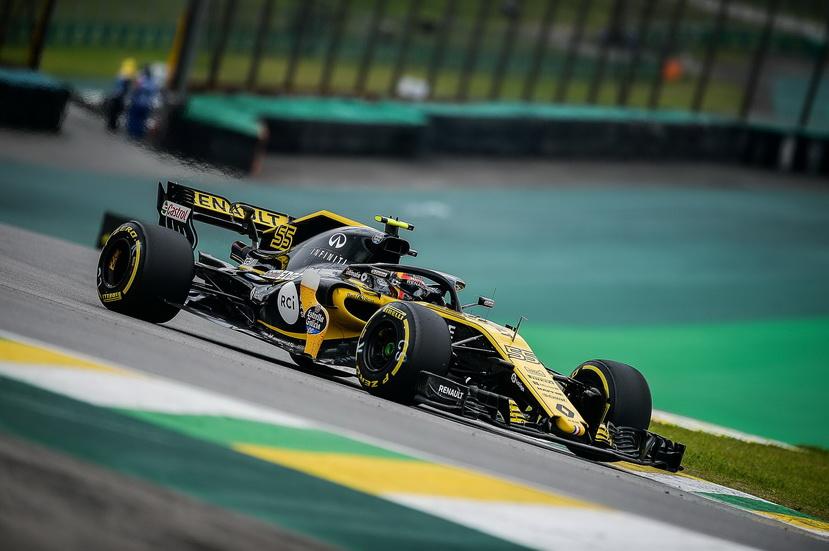 """GP de Brasil: Sainz reconoce que este fin de semana es una """"vuelta a la realidad"""""""