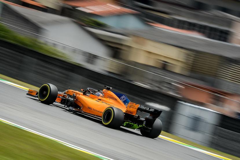 """GP de Brasil: Alonso reconoce que """"ha sido un viernes positivo"""""""