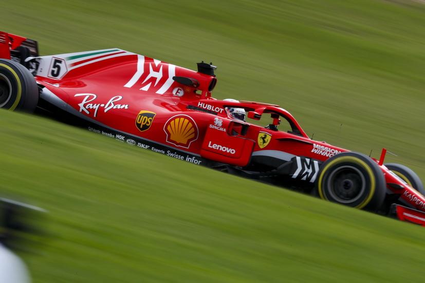 GP de Brasil (FP3): Vettel lideró los tiempos y batió el récord