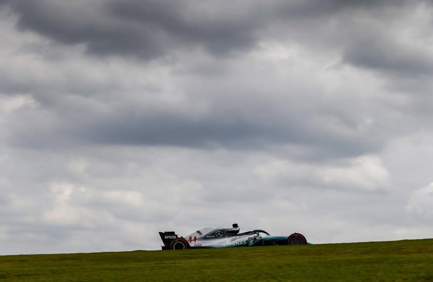 GP de Brasil (Q): Hamilton, más campeón todavía