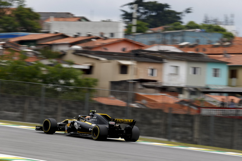 GP de Brasil: problemas de reglajes dejaron a Sainz fuera de la disputa de la Q2