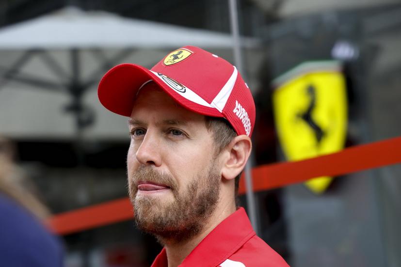 GP de Brasil: Vettel recibe una reprimenda de 25.000 euros