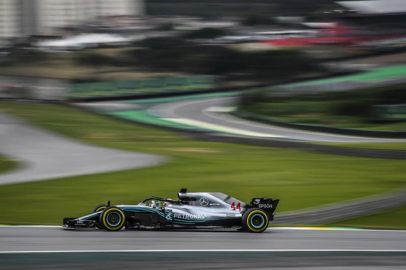 Quinto título consecutivo de Mercedes en Fórmula 1