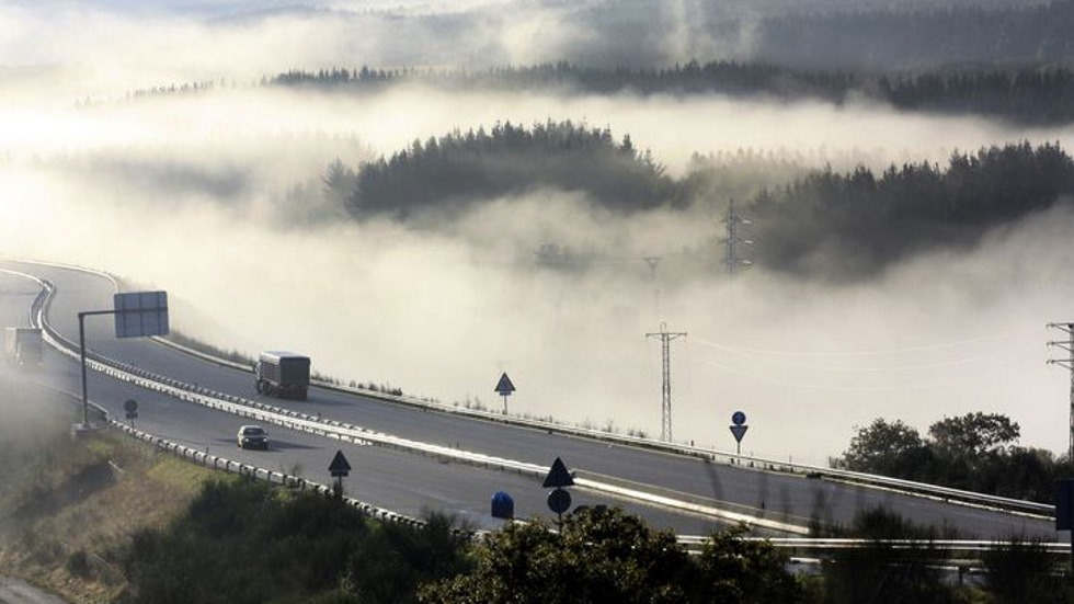 Las autopistas de peaje con más radares de España