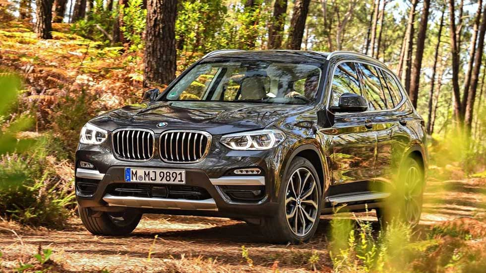 BMW X3 y X5 PHEV: los nuevos SUV híbridos enchufables, en 2019