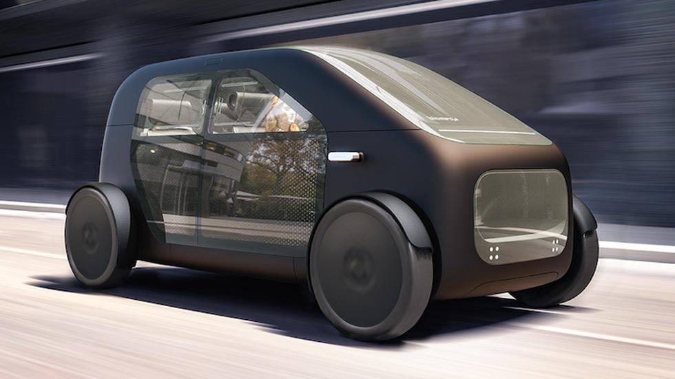 Biomega SIN, el coche eléctrico de batería extraíble que fabrica la marca de bicis