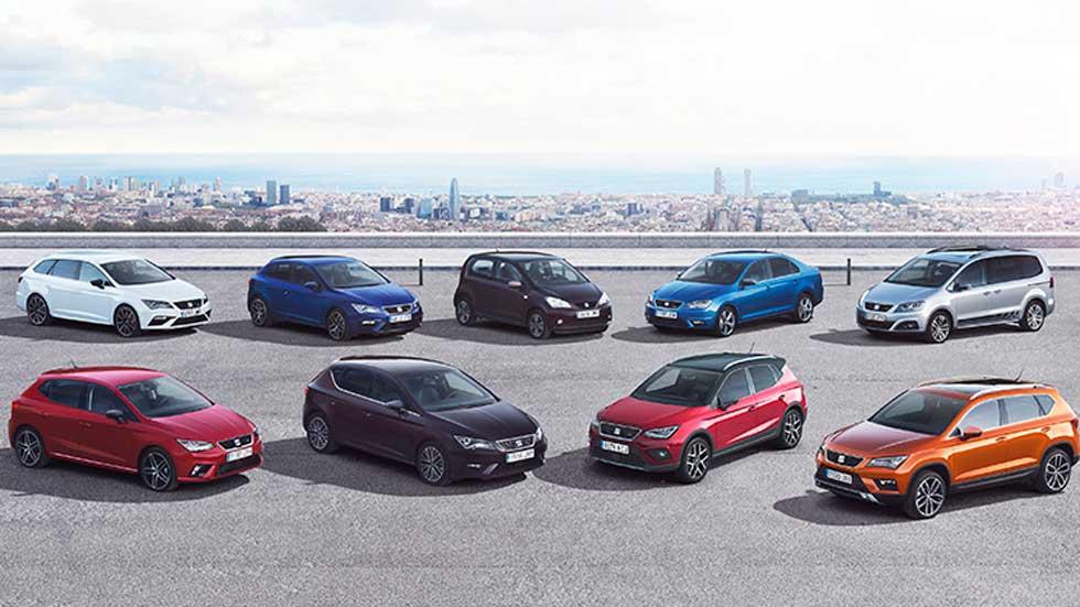 Seat renueva su gama de motores: nuevos Ibiza, León, Ateca, Mii y Arona