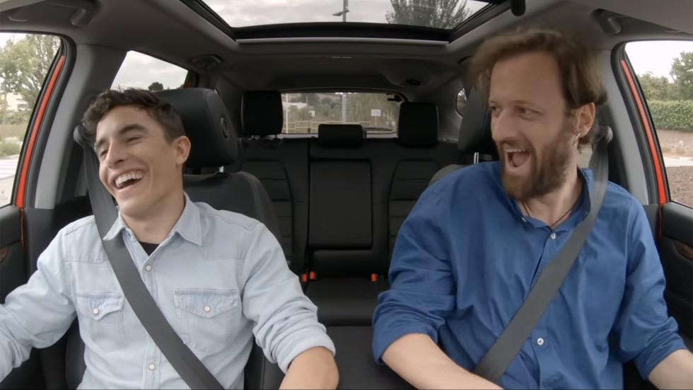 Honda CR-V 2019: Marc Márquez, gran embajador del nuevo SUV (vídeos)