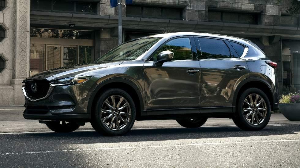 Mazda CX-5 2019: más datos e imágenes del nuevo SUV