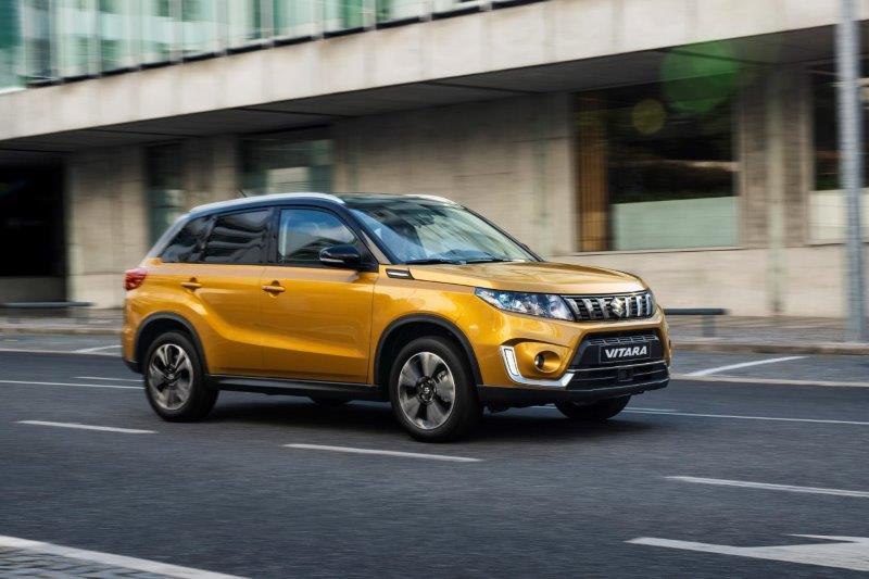 A prueba el Suzuki Vitara 2019: precios y equipamiento para España