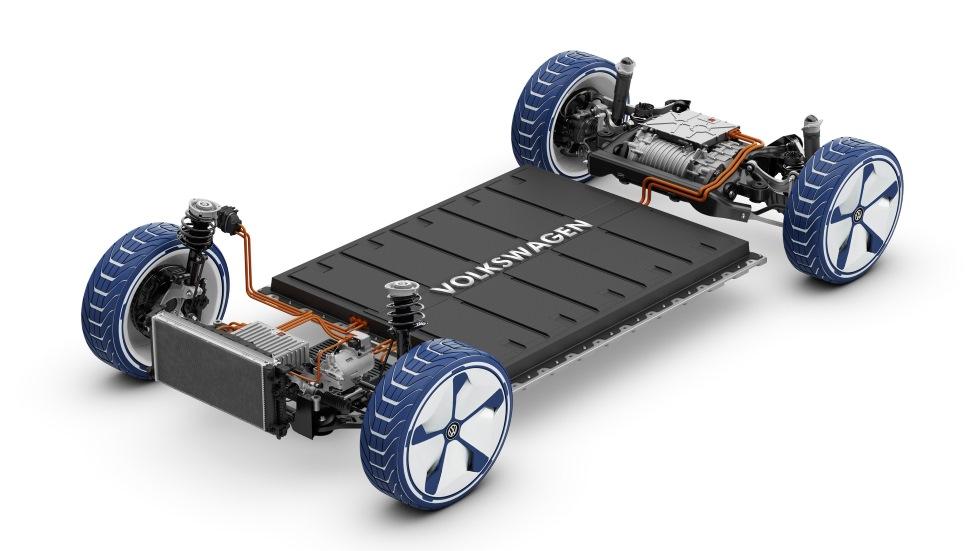 Volkswagen completa sus suministradores de celdas para baterías