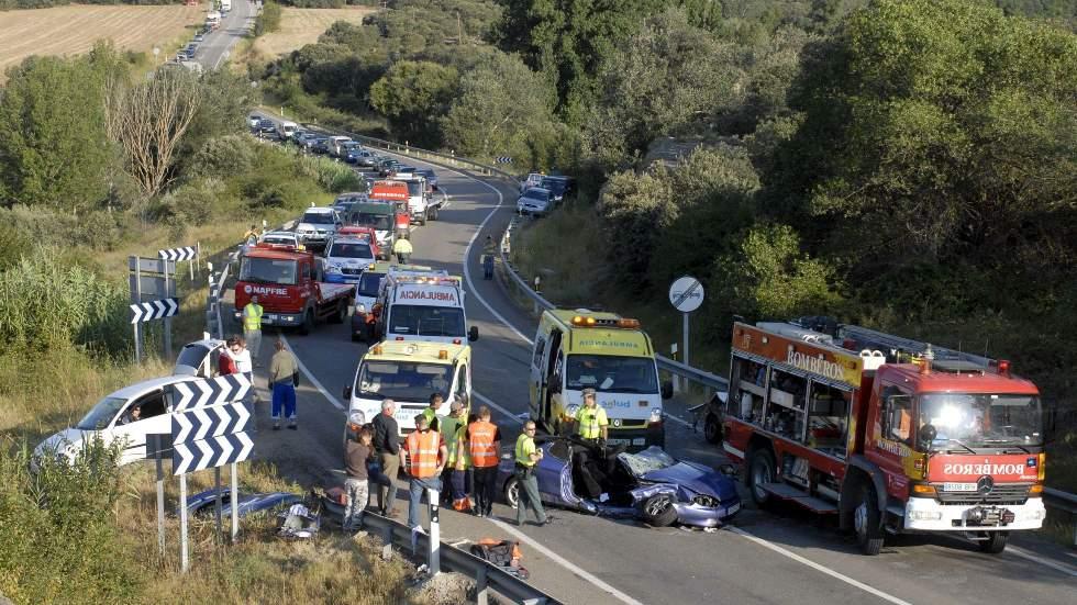 Los tipos de indemnización que puede haber tras un accidente de tráfico