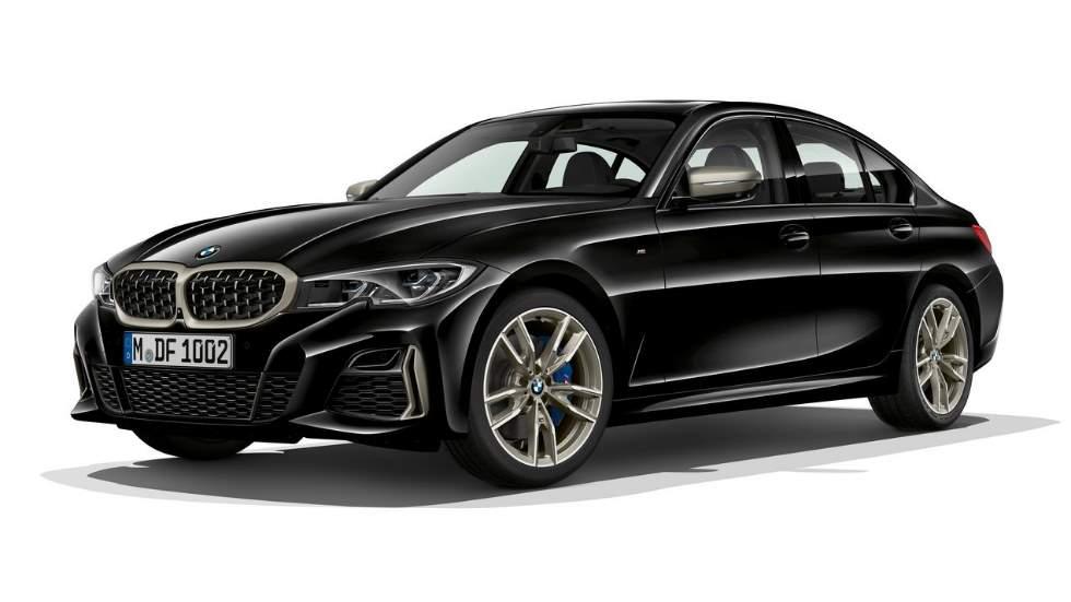 BMW M340i xDrive sedán: el anticipo del nuevo M3