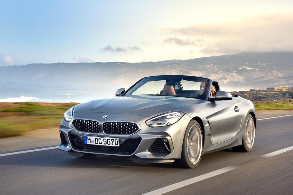 BMW Z4 2019: todos los precios para España