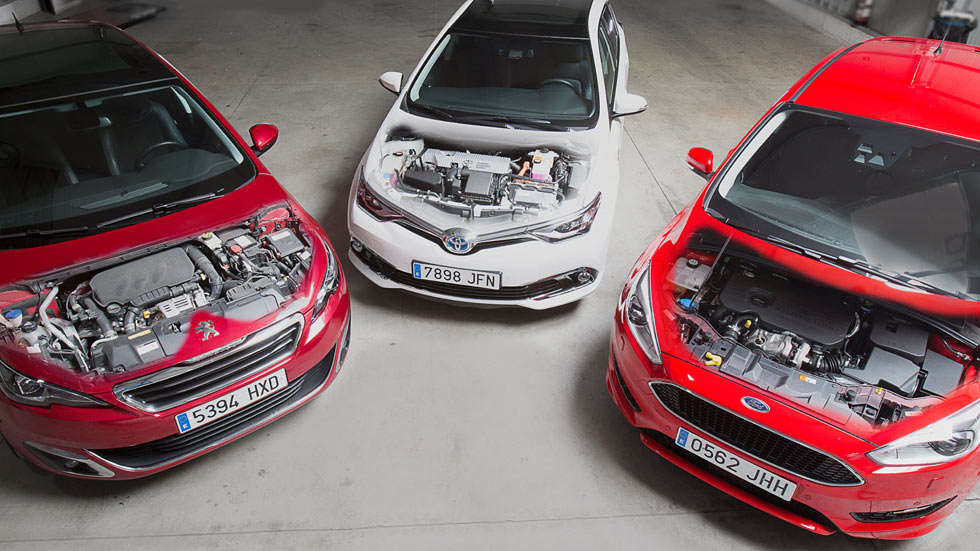 Qué coche comprar hoy: ¿Diesel, gasolina, híbrido, eléctrico, gas...? Su coste total