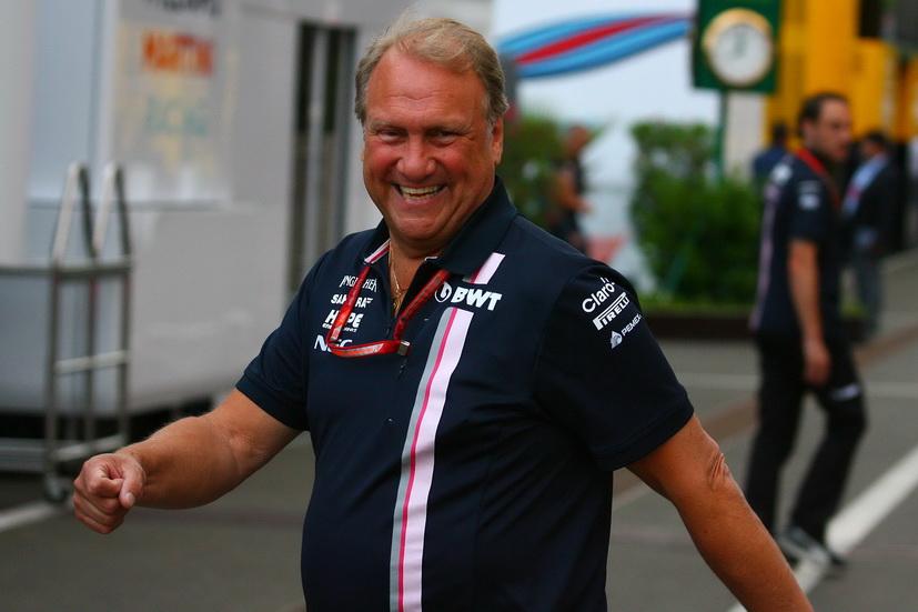 Bob Fernley será el jefe del equipo de Fernando Alonso en la Indy
