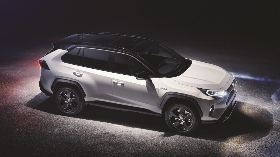 Toyota RAV4 2019: datos y precios para España del nuevo SUV, ya a la venta