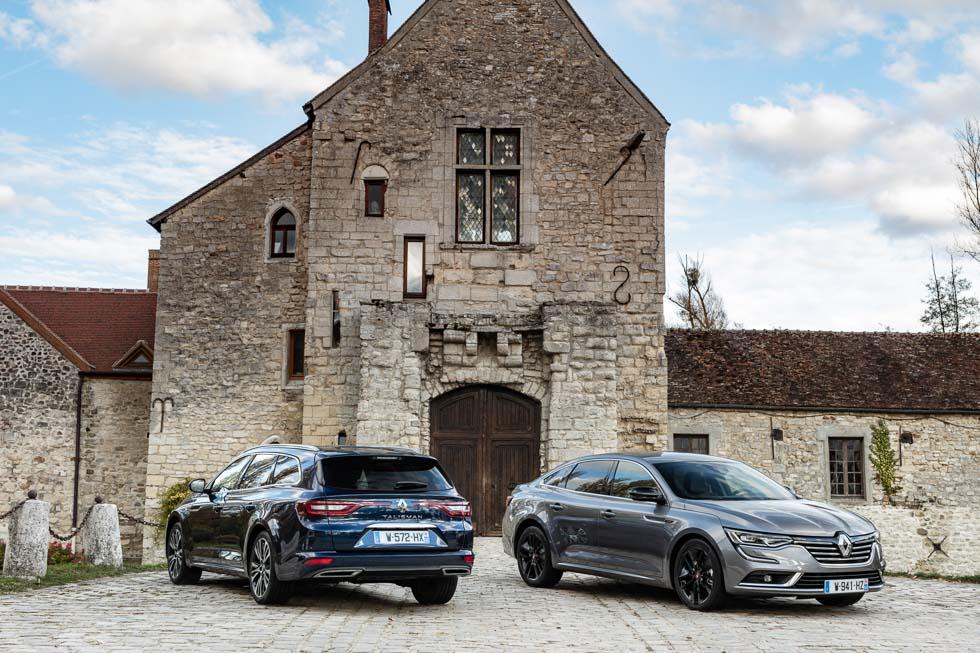 Renault Talisman 2019: nuevos motores gasolina y diesel y primera prueba