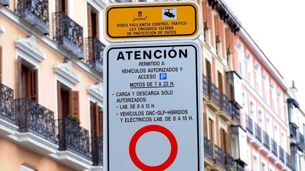 El Gobierno obligará a la mitad de España a tener restricciones de tráfico por ley