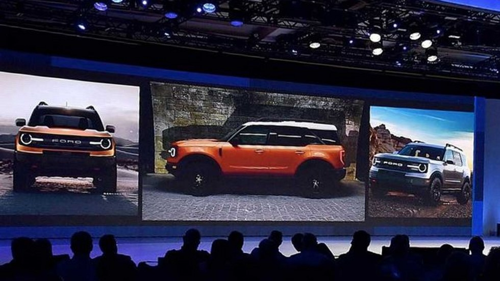 Ford Bronco 2020: primeras fotos oficiales del próximo SUV