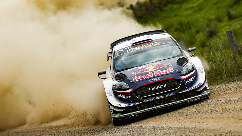 Rally de Australia 2018: Ogier y Toyota, campeones del mundo