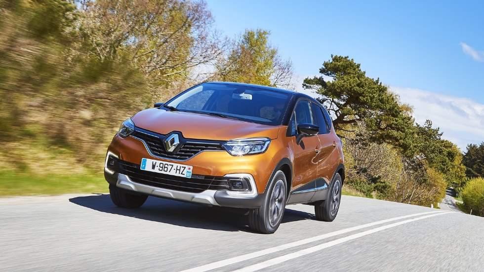 Renault Captur 2019: nuevos motores de gasolina para el SUV