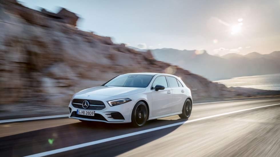 Mercedes Clase A: el compacto estrena nuevos motores Diesel