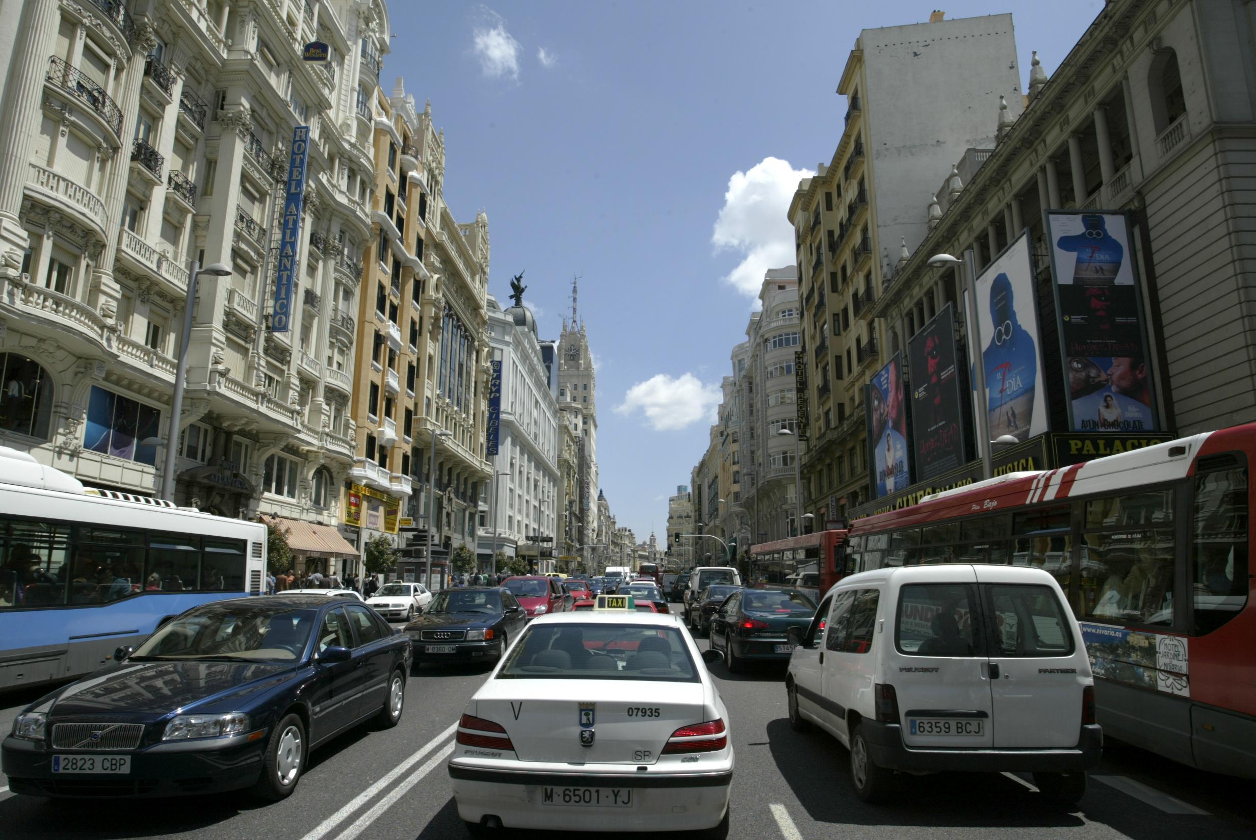 Madrid Central: todas las calles por las que NO podrás circular