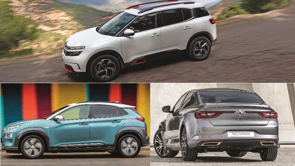 Revista Autopista 3077: a prueba los Renault Talisman, Hyundai Kona EV, Citroën C5 Aircross…