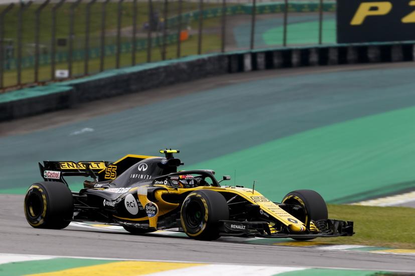 GP de Abu Dabi: Sainz se despide Renault