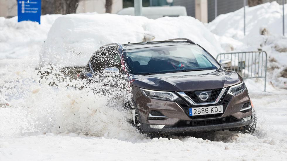 Prepárate para la nieve: gana un juego de neumáticos de invierno