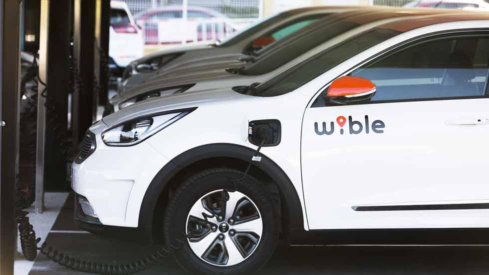 Con el carsharing de Wible podrás llegar más lejos