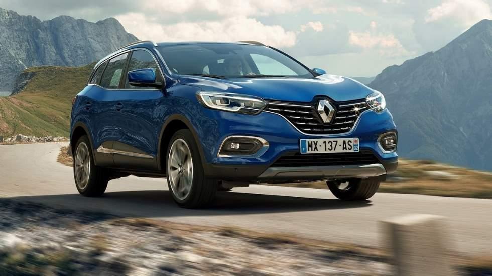Renault Kadjar 2019: precios del nuevo SUV para España