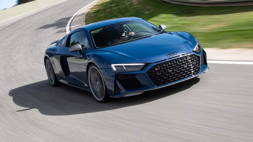 A prueba el Audi R8 2019: un superdeportivo aún más eficaz