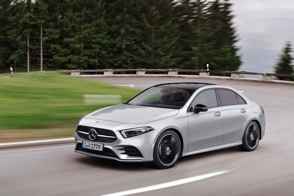 Mercedes Clase A Sedán 2019: precios y detalles para España
