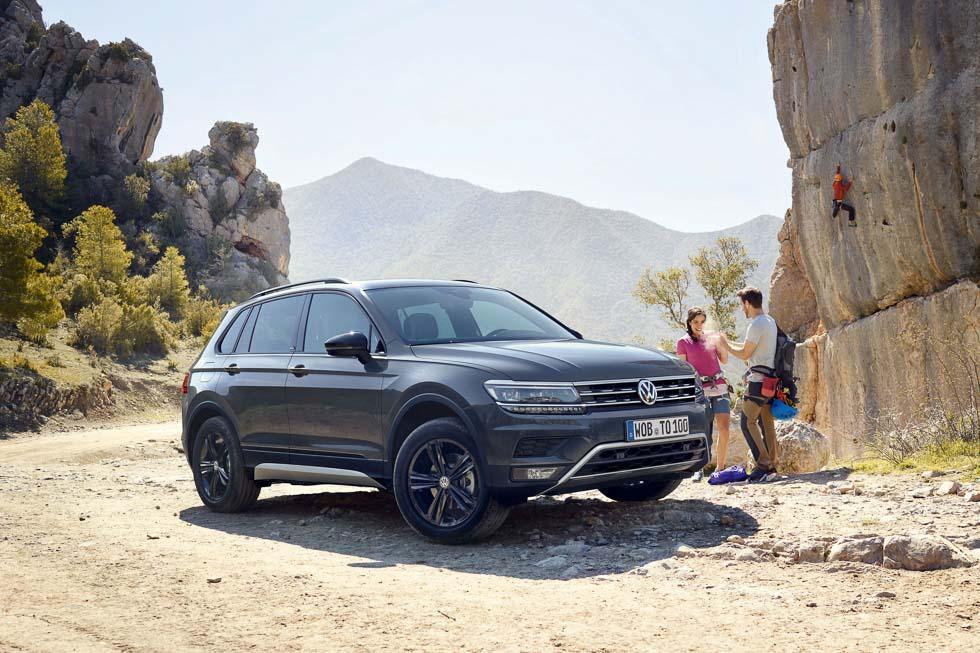 VW Tiguan Offroad 2019: precio y datos del nuevo SUV, ya a la venta