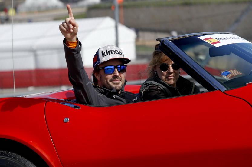 Fernando Alonso y sus números en la Fórmula 1