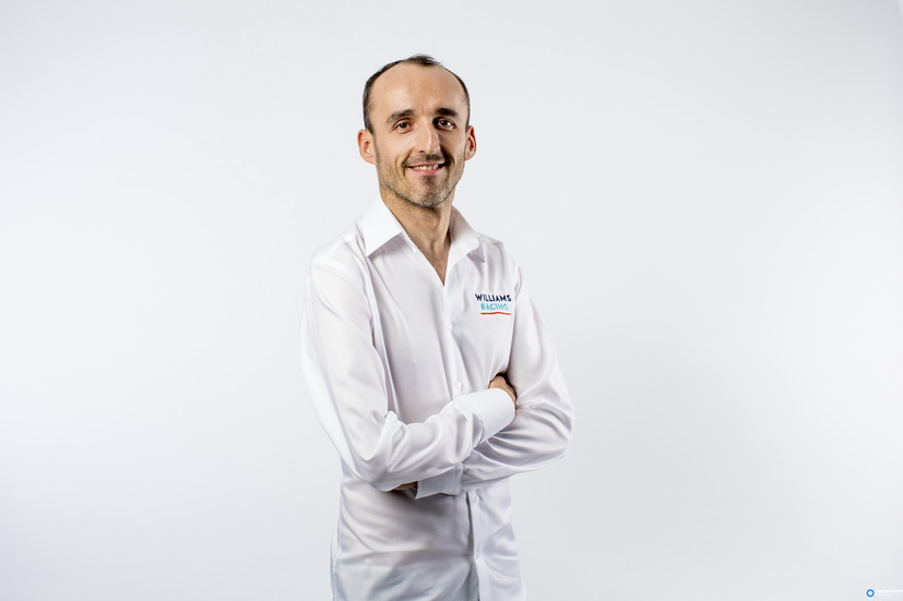 Robert Kubica confirmado como piloto de Williams para 2019