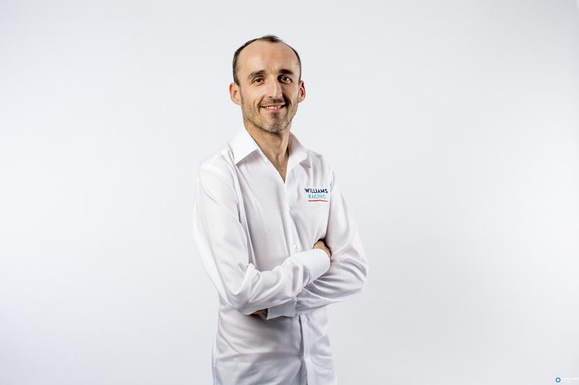 Robert Kubica confirmado como piloto de Williams para 2019