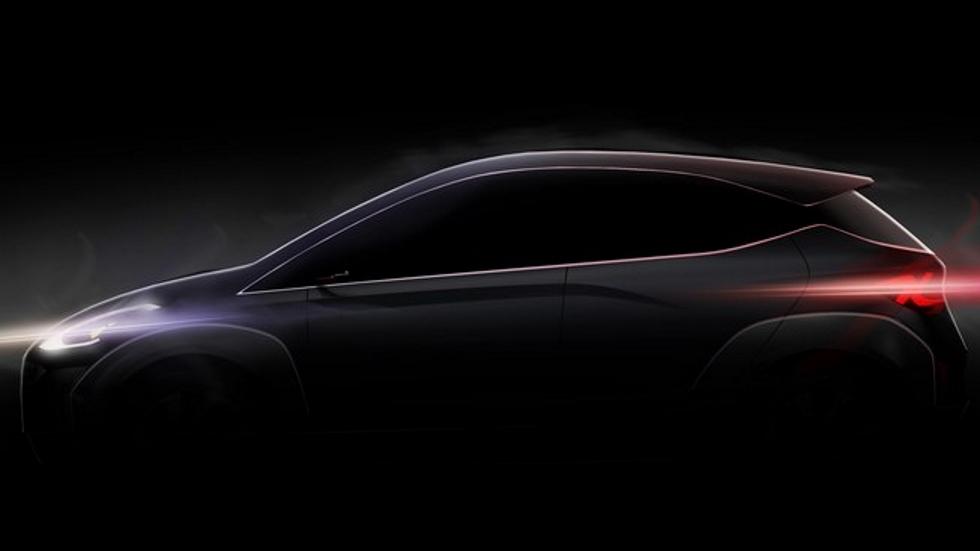 Hyundai Saga EV: un nuevo SUV coupé 100% eléctrico