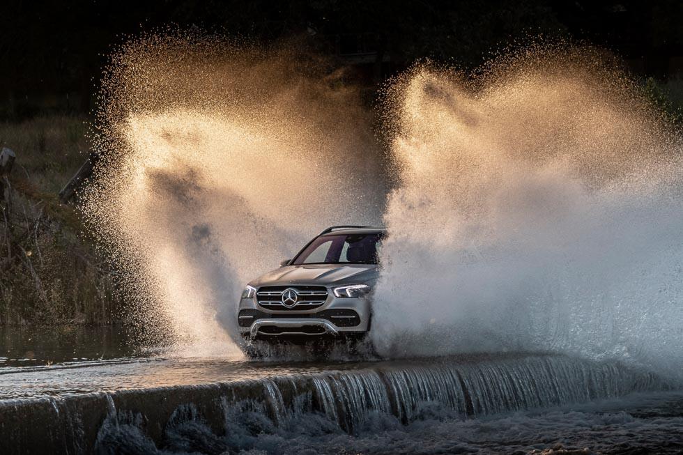 Mercedes GLE 2019: el nuevo SUV llegará en febrero y ya tiene precios