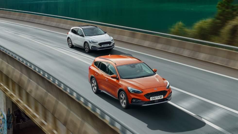 Ford Focus Active 2019: todos los datos y fotos del Focus SUV