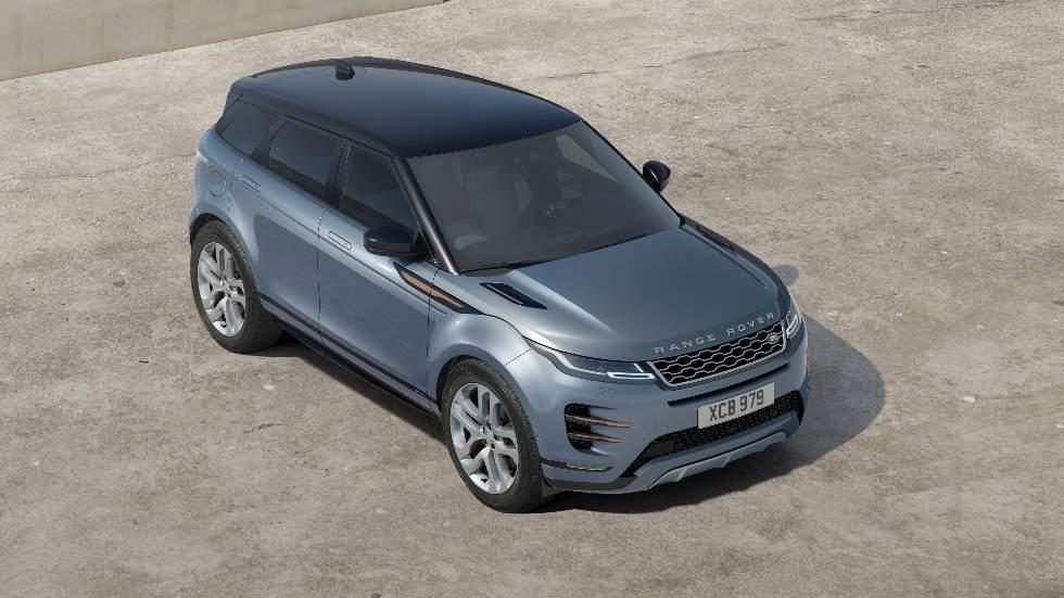 Oficial: Range Rover Evoque 2019, todos los datos y fotos del nuevo SUV