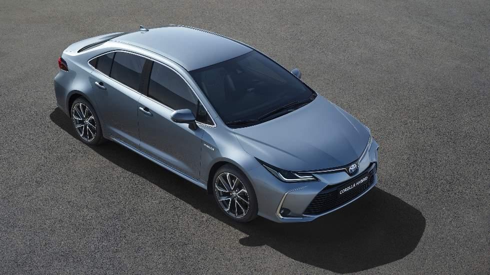 Toyota Corolla Sedán 2019: confirmada su llegada a Europa