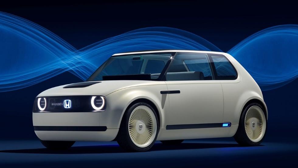 Honda Urban EV: así es el nuevo coche eléctrico que llega en 2019