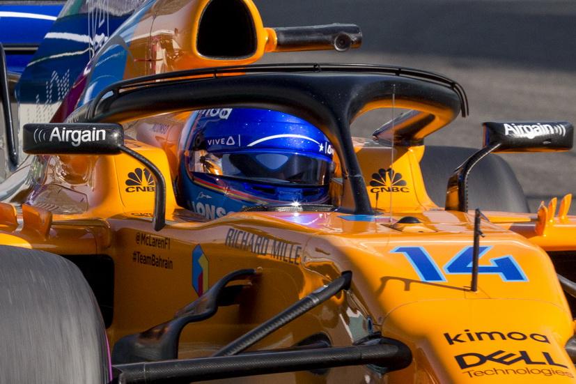 GP de Abu Dabi: Alonso llevará una cámara especial en su monoplaza