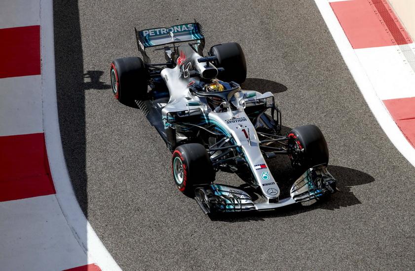 GP de Abu Dabi (FP3): Hamilton, el más rápido
