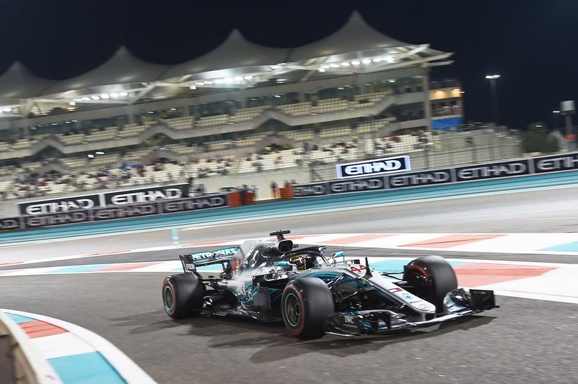 GP de Abu Dabi (Q): pole position para el campeón del mundo