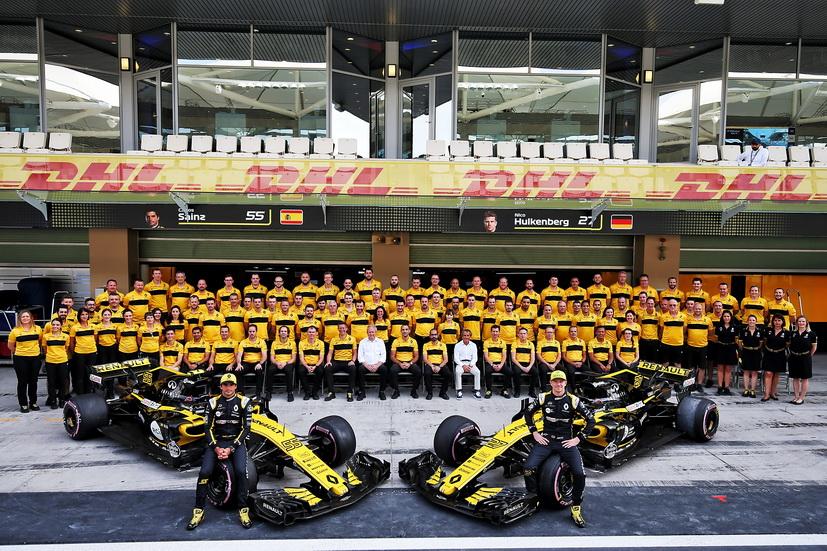 GP de Abu Dabi: Sainz se despide del equipo Renault