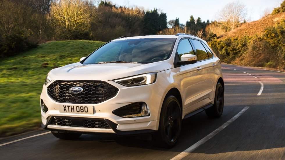 Ford Edge 2019: el hermano mayor del SUV Kuga se renueva